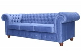 SO-RP-ELA 3 Sofa chesterfield 3-osobowa